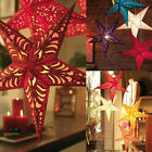 Paper Star Light Hanging Lantern Bright Star Paper Lantern PUB Wedding Decor