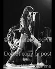 JOEY RAMONE PHOTO THE RAMONES Black and White Concert Photo 1979 Marty Temme 1E