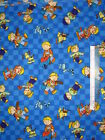 Bob the builder cotton quilting fabric *Choose design & size