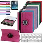 Wireless Bluetooth Keyboard Leather Magnetic Case Stand Cover For New iPad 5 Air