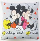 "Mickey and Minnie Mouse ""Love"" Pillow 6258"