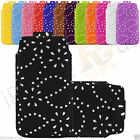 Leather Diamond Glitter Pull Tab Case Cover For Alcatel One Touch Idol Alpha