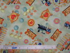 *Choose design* Train Car Carriage castle Magic Station cotton quilting fabric