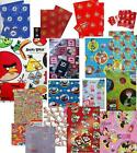 Childrens Gift Paper Wrapping Boy Girl