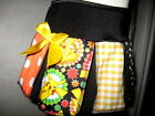 Black,yellow,orange,Pokemon,Check,Stars,spot Festival Skirt-All sizes,Lolita,
