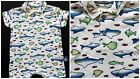 Baby Boy Size 9 12 Months Peppertoes Romper One Piece Deep Sea Fish 9M 12M