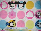 *Choose design Disney Mickey Mouse cotton quilting fabric * choose size