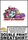 FAST AND FURIOUS GO KARTING EXTREME GO KART RACER SWEATSHIRT  TBH11ER9