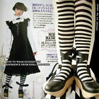 Punk Rock Gothic Lolita Faux Wood Leather Platform Ballet Ballerina Satin Ribbon