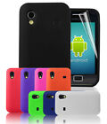 SILICONE SERIES CASE COVER FOR SAMSUNG GALAXY ACE S5830