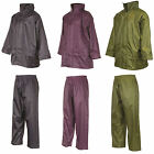 New Kids Stormguard Waterproof Trousers & Jacket Ideal for Outdoor Activities