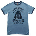 Star Wars Darth Vader Dark Side Radio Vintage Junk Food Adult T-Shirt Ringer Tee $16.95 USD on eBay