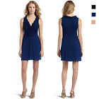 Ruffle V-Neck Cocktail Evening Party Clubwear Dress Size S M L co9635