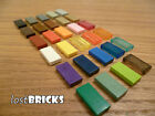 5 x LEGO Tiles 1x2 (Part 3069 / 3069b) + SELECT COLOUR ++ FREE POSTAGE