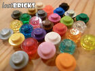 15 x LEGO Plates Round 1x1 (Part 4073) + SELECT COLOUR ++ FREE POSTAGE