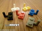 10 x LEGO Plates 1x2 with Arm Up (Part 4623) + SELECT COLOUR ++ FREE POSTAGE