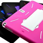For Samsung Galaxy Tab Pro 10.1 T520 Rugged Hybrid Case Stand Colors