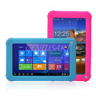 "New Soft Silicone Case Cover for 7"" 7 inch Android Capacitive PC Tablet 2 Colors"