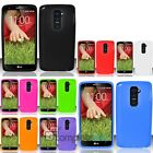 Gel Rubber Silicone Case Skin Cover for LG Optimus G2 D800 D801 LS980