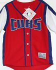 CHICAGO CUBS KID'S JERSEY SZ. M - L Baseball Shirt MLB BT05