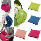 3 Way Travel Sport Shoulder Cross Foldable Light Backpack Bag X-mas Girl Gift