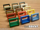 10 x LEGO Tiles 1x2 with Handle (Part 2432) + SELECT COLOUR ++ FREE POSTAGE