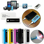 5600mAh Power Bank Portable External USB Battery Charger For Iphone4 5 6 Samsung