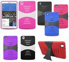 For Samsung Galaxy Tab Pro 8.4 T320 Cover Heavy Duty Kickstand Dual Layered Case