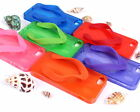 1 Pcs Flip-flop Slippers Soft TPU Case Cover For Apple iPhone 5 5G 5S 6 Color