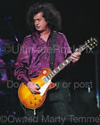 JIMMY PAGE PHOTO PAGE PLANT LED ZEPPELIN LES PAUL 1995 8X10 by Marty Temme 1