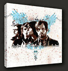KINGS OF LEON FUNKY MUSIC CONTEMPORARY CANVAS PRINT ART MANY SIZES TO CHOOSE