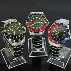 SOKI Casual Date Analog Mechanical Automatic Wrist Stainless Steel Mens Watch