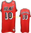 TIM HARDAWAY Miami HEAT Alternate NBA HARDWOOD Throwback SWINGMAN Jersey S-2XL