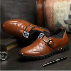 British men's fashion casual shoes Men's invisible elevator shoes Increased 2in