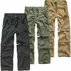 BRANDIT SAVANNAH Outdoor Trekking Hose S-3XL, Herren Zip Off Cargo 3in1 Trousers