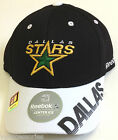 NHL Dallas Stars Reebok Center Ice Playoffs Collection Curve Brim Cap Hat New
