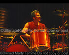 ROB HIRST PHOTO MIDNIGHT OIL DRUMS 8X10 by Marty Temme UltimateRockPix 1B