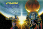 """STAR WARS - SHADOWS OF THE EMPIRE - MOVIE POSTER (SIZE: 40"""" X 27"""") $12.2 USD"""