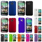 Hybrid Hard Skin Phone Case Cover for New HTC One 2 M8 2014