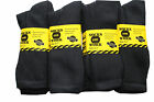 12 pairs mens Cotton Rich work Socks   size uk 6-11