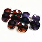 Retro Vintage Women's Shades Fashion Oversized Designer Sunglasses 5 Colors