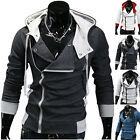 New Classic Men's Hoodie Tops COOL Hoddy Costume Coat Jacket Outwear in S M L XL