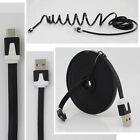 2M Long Micro USB Data Sync Cable Charging Cord for Galaxy S4 S3 S2