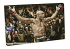 Canvas art print ready to hang Fighting phenom Anderson Silva THE SPIDER