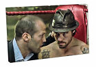 Canvas Picture wall art print ready to hang Brad Pitt GYPSY BOXER film
