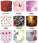 Lampshades Ideal To Match Butterfly Duvet Butterfly Cushion & Butterfly Curtains