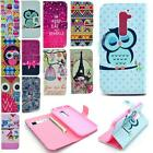New Wallet PU Leather Cell Phone Case Skin Cover Stand For LG Optimus G2 D802