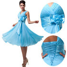 STOCK New Prom Party Bridesmaid Wedding Evening Dress Size6-8-10-12-14-16-18-20
