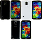 Clear/White/Black Hard Slim Case Cover for Samsung Galaxy S5