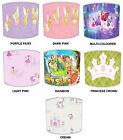 Lampshades Ideal To Match Fairy & Princess Duvets & Fairy & Princess Wall Decal
